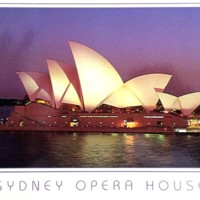 A29 Sydney Opera House. A fairytale on the harbour