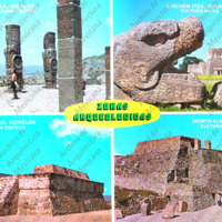 F112 Archaeological Sites Of Mexico