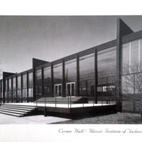 A33 S. R. Crown Hall / Illinois Institute of Technology