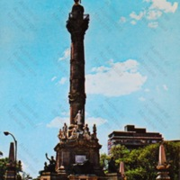 F36 Monumento a la Independencia. The Independence Monument